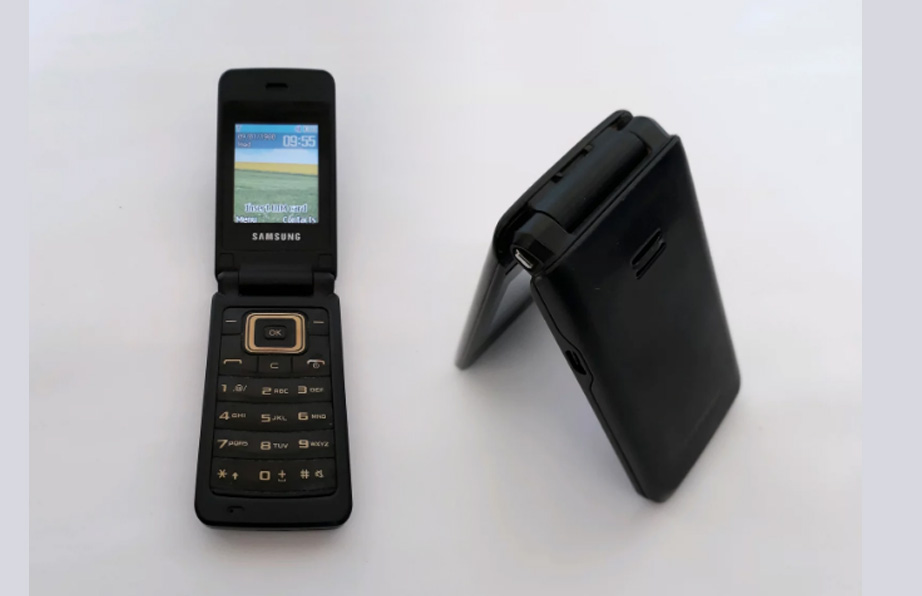 Samsung Candy Bar SCH- B299