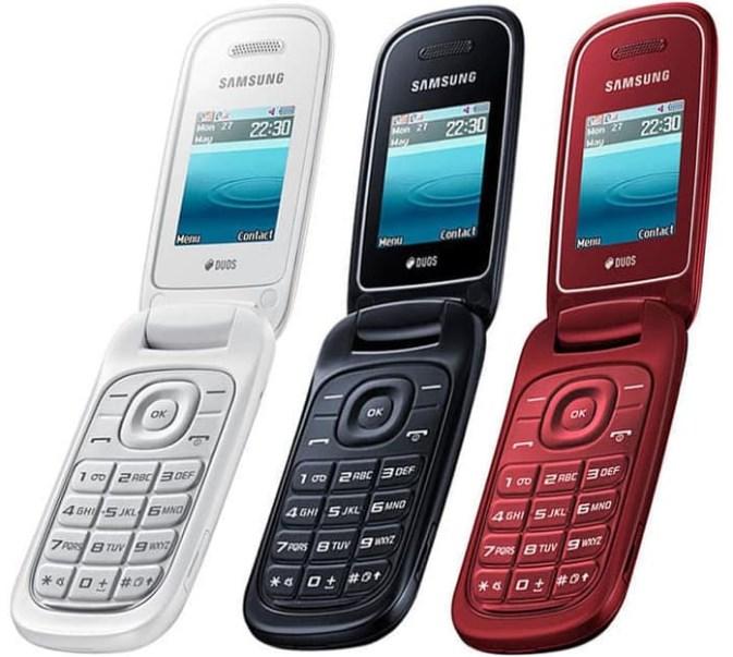 Samsung Caramel GT- E1272 Harga Rp 160.000
