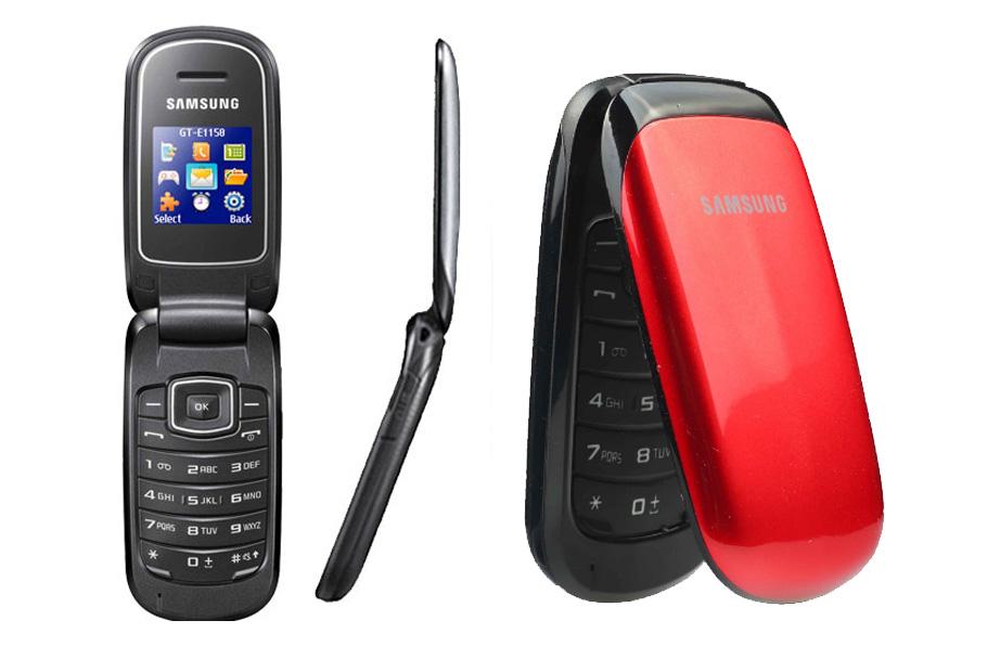 Samsung Lipat Caramel GT-E1150C Harga Rp 275.000