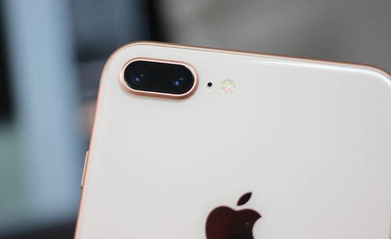 kamera iphone 8 plus