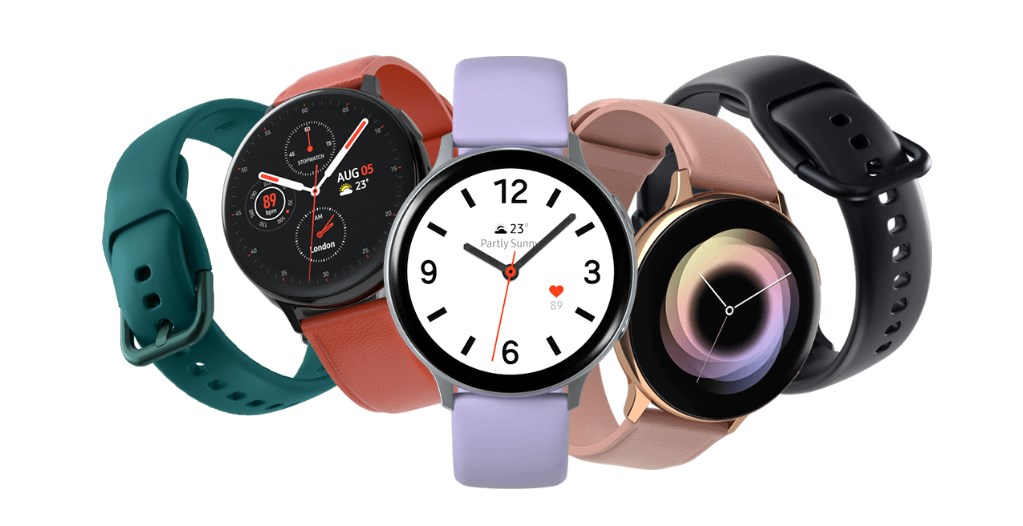 samsung galaxy watch active 2 warna