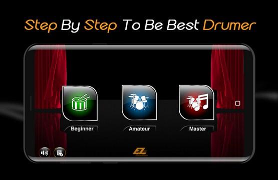 aplikasi drum musik metal jazz pop