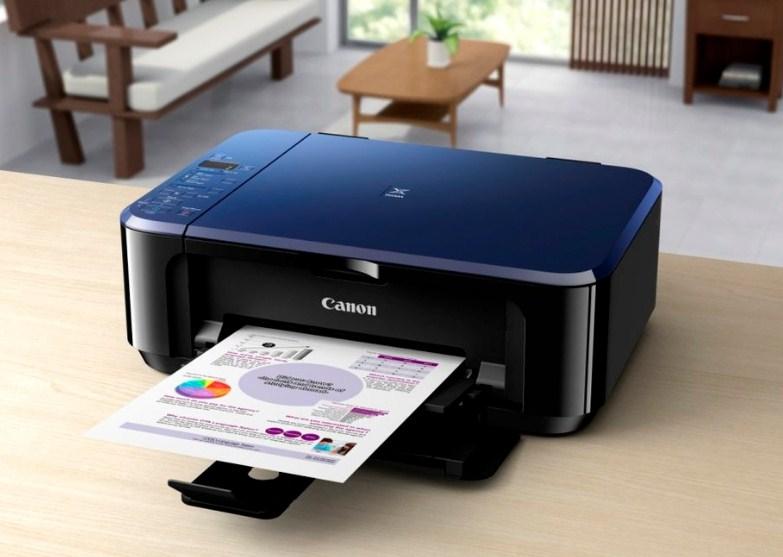 download driver printer canon e510
