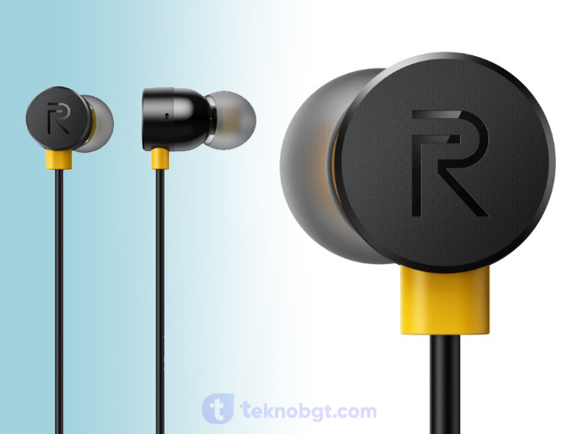spesifikasi headset realme