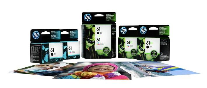 4 tipe kartrid printer hp