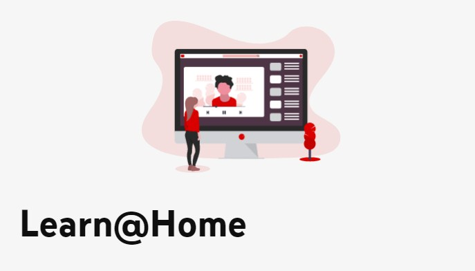youtube learn at home