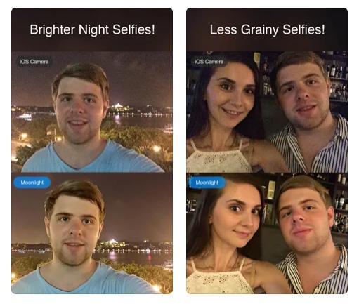 Aplikasi moonlight iphone