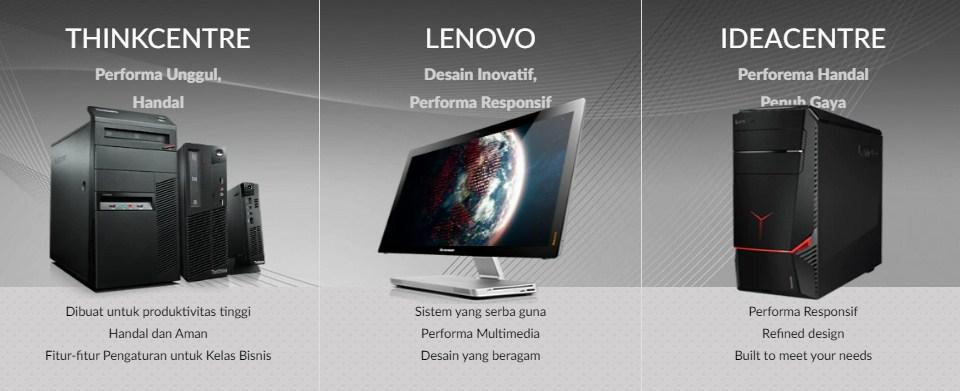 Dekstop Lenovo