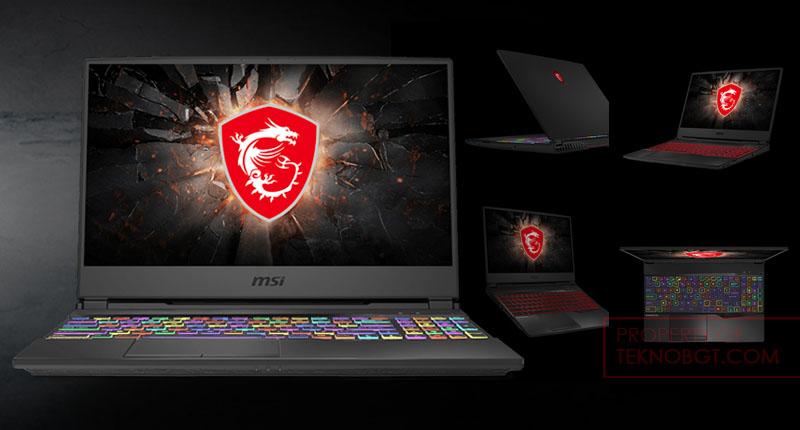 Laptop MSI GL65 Intel Core i7 RAM 8GB