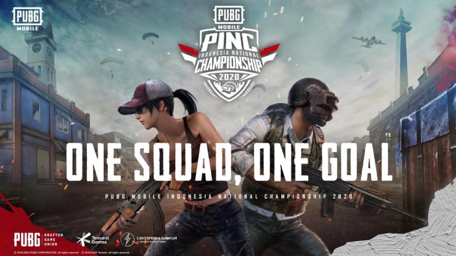 PINC 2020 Squad dan Solo Mode