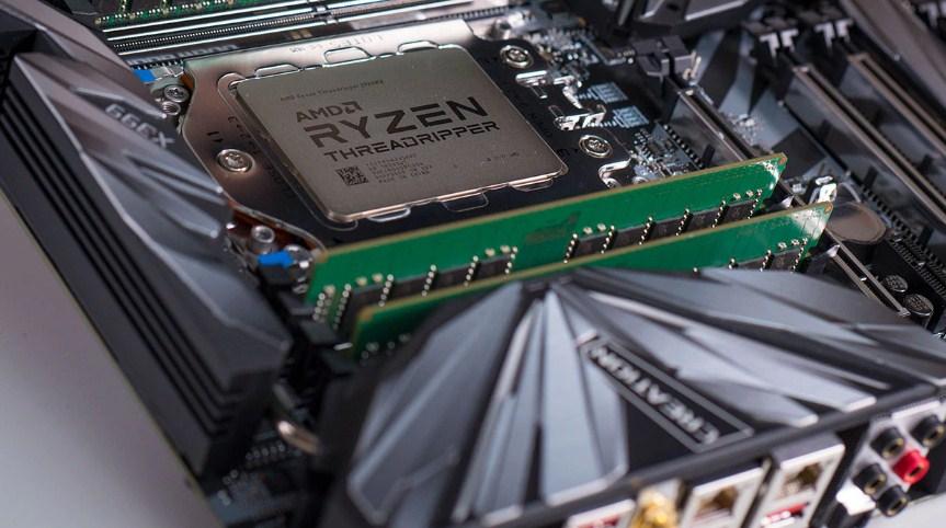 Prosesor Workstation PC AMD Rizen Threadripper Pro