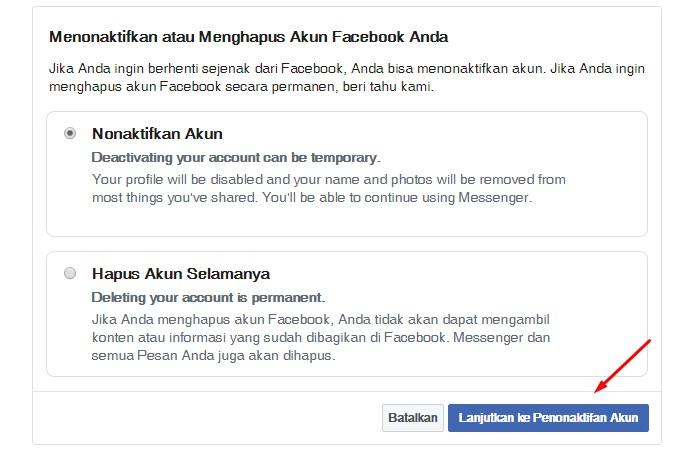 Screenshot_Menghapus aku fb