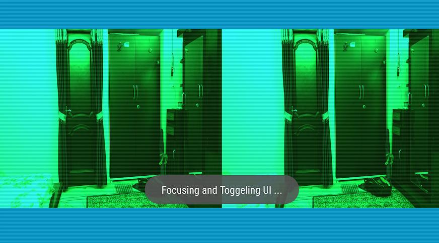 VR Night Vision Simulator