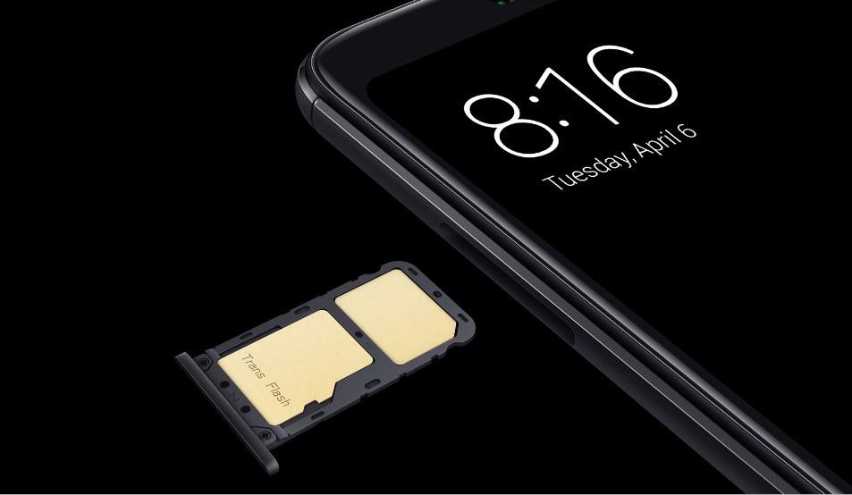 Xiaomi Redmi Note 5 micro sd