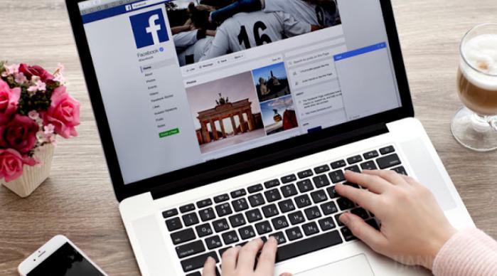 cara upload foto di fb agar tidak pecah