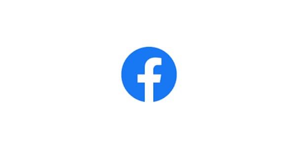 facebook logo bulat