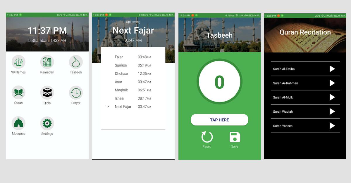 imuslim pro aplikasi pengingat adzan