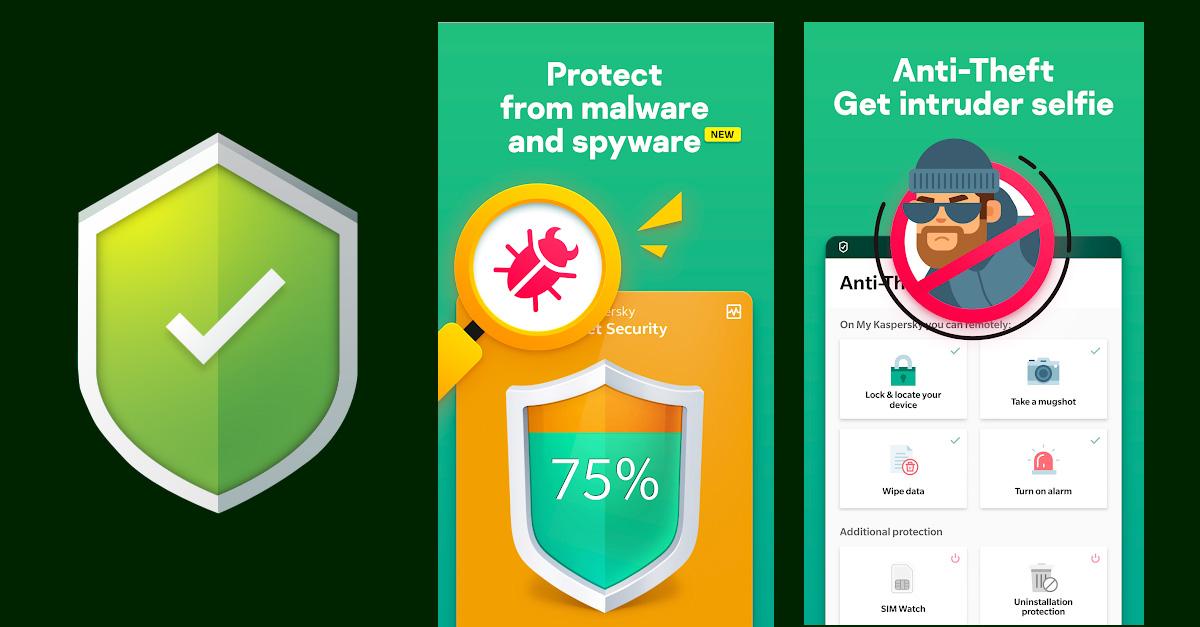 kaspersky aplikasi antivirus android