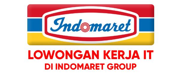 lowongan kerja IT di Indomaret group