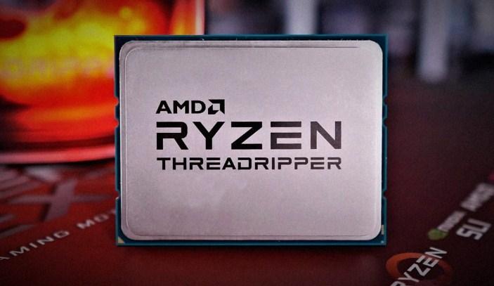 spek Prosesor AMD Threadripper Pro