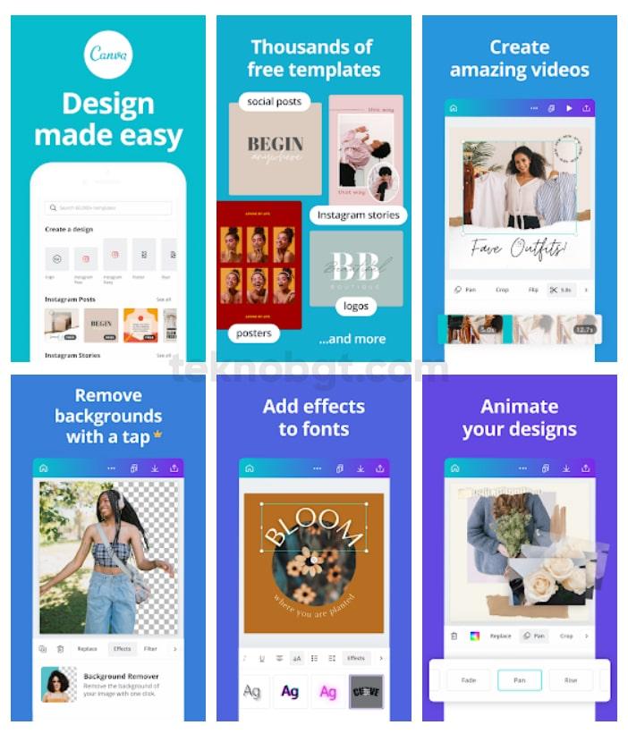 aplikasi canva untuk membuat poster di hp